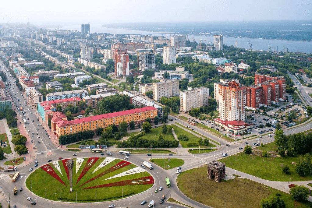 Негабаритные грузоперевозки  Сургут — Пермь