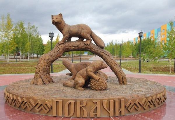 Грузоперевозки Сургут — Покачи