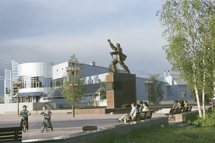 Негабаритные грузоперевозки Сургут — Урай